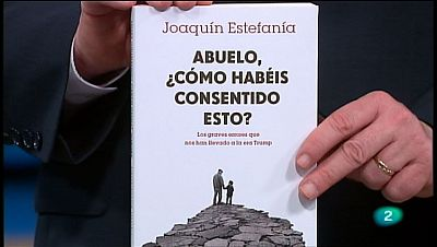 La Aventura del Saber. TVE. Sección 'Libros recomendados'. Abuelo, ¿cómo habéis consentido esto?