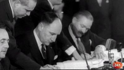 Parlamento - El reportaje - 60 años del Tratado de Roma - 25/03/2017