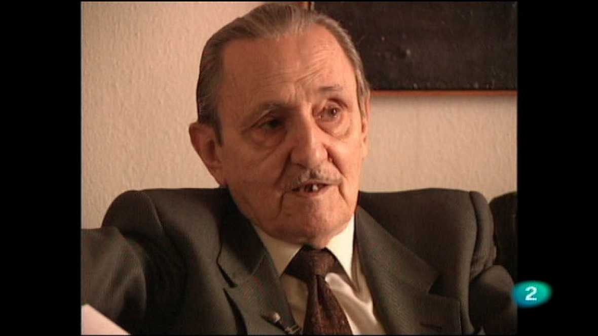 La Aventura del Saber. TVE. Vida y obra de Antonio Buero Vallejo