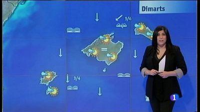 El temps a les Illes Balears - 27/03/17