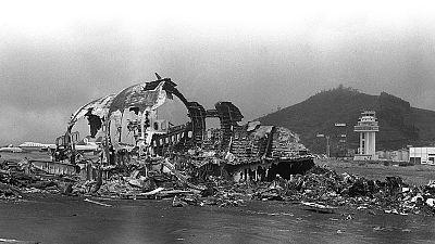 Se cumplen 40 años del accidente de Los Rodeos
