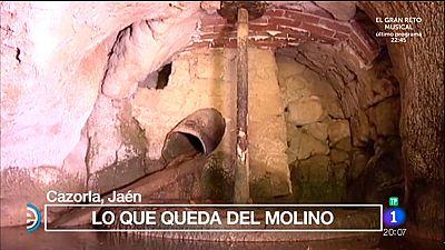 España Directo - Un molino reconvertido en alojamiento rural
