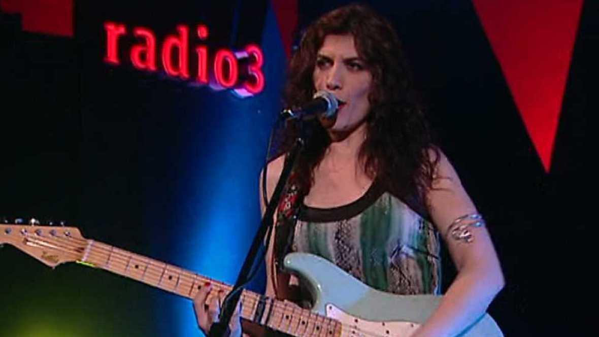 Los conciertos de Radio 3 - Susan Santos - ver ahora
