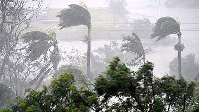 Miles de evacuados en el norte de Australia por el ciclón Debbie