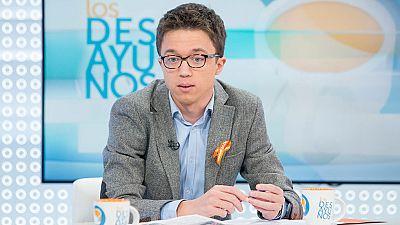 Errejón desmiente que vaya a ser el candidato de Podemos a la Comunidad de Madrid