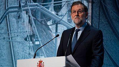 Rajoy anuncia una inversión de 4.000 millones de euros en infraestructuras en Cataluña hasta 2020