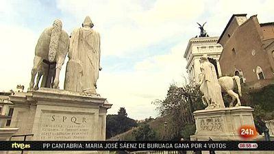 #EU60, un paseo por Roma, con Lorenzo Milá