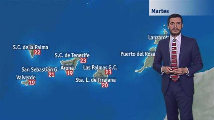 El tiempo en Canarias - 28/03/2017