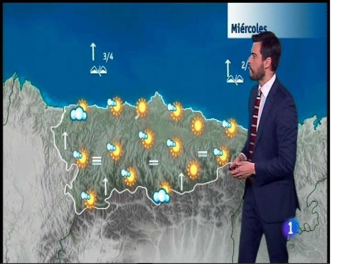 El tiempo en asturias 28 03 17 panorama regional rtve - El tiempo en siero asturias ...