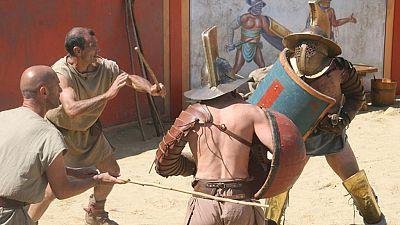 Documenta2 - La ciudad perdida de los gladiadores - ver ahora