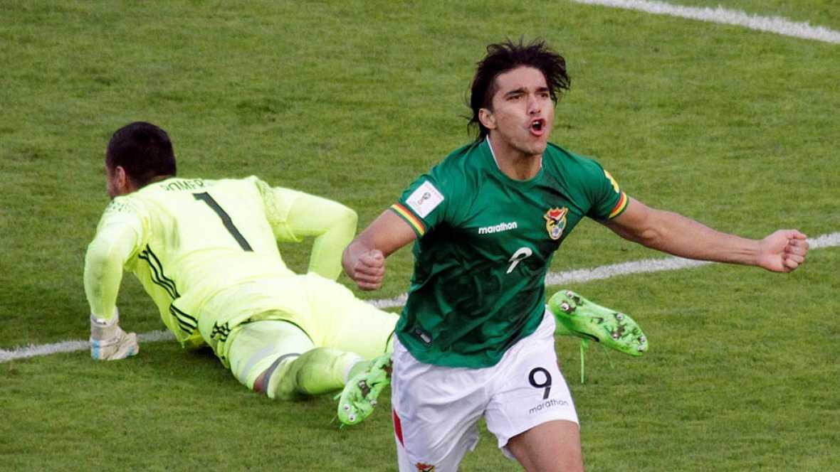 Resultado de imagen para Bolivia gana y se complica la situación de Argentina