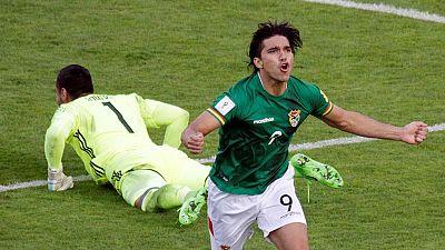 Argentina se complica la vida en Bolivia en La Paz ante Boliva por 2-0. Arce y Martins acabaron con una Argentina empeñada en complicarse la clasificación para el Mundial de Rusia 2