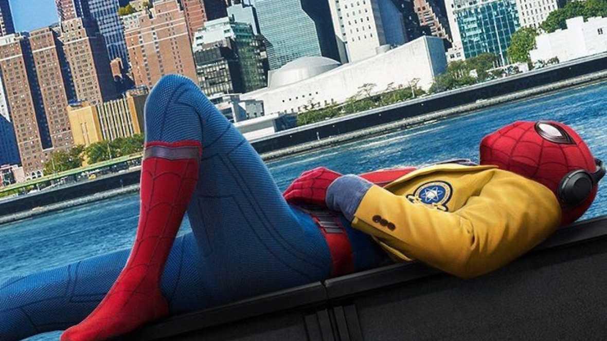 Nuevo triler de SpiderMan Homecoming en castellano El cmic