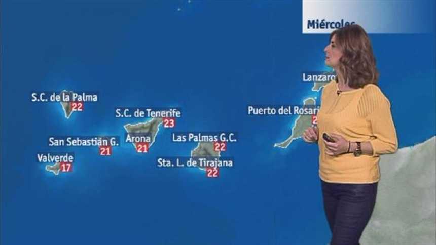 El tiempo en Canarias - 29/03/2017