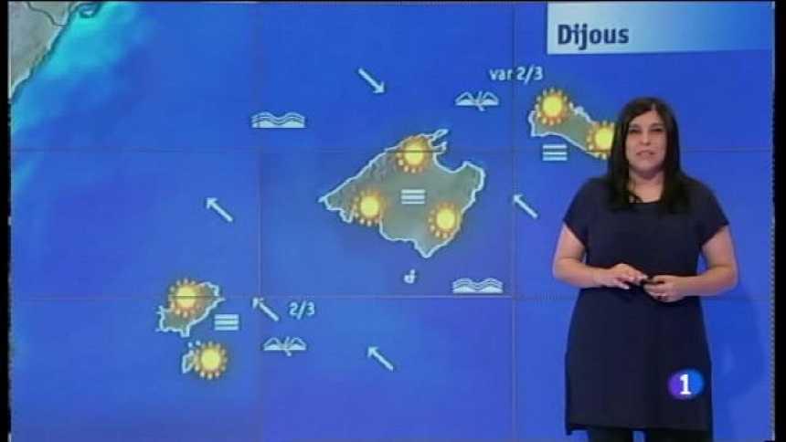 El temps a les Illes Balears - 29/03/17