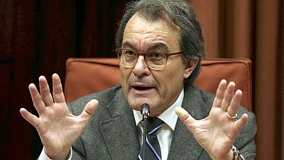 El ex presidente catalán Artur Mas asegura que él no controlaba las cuentas de Convergencia