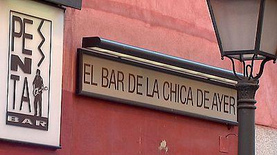 'El Penta' el bar mítico de la movida madrileña, cumple 40 años