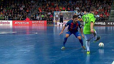 Fútbol Sala - Liga Nacional 26ª jornada: FC Barcelona - Movistar Inter