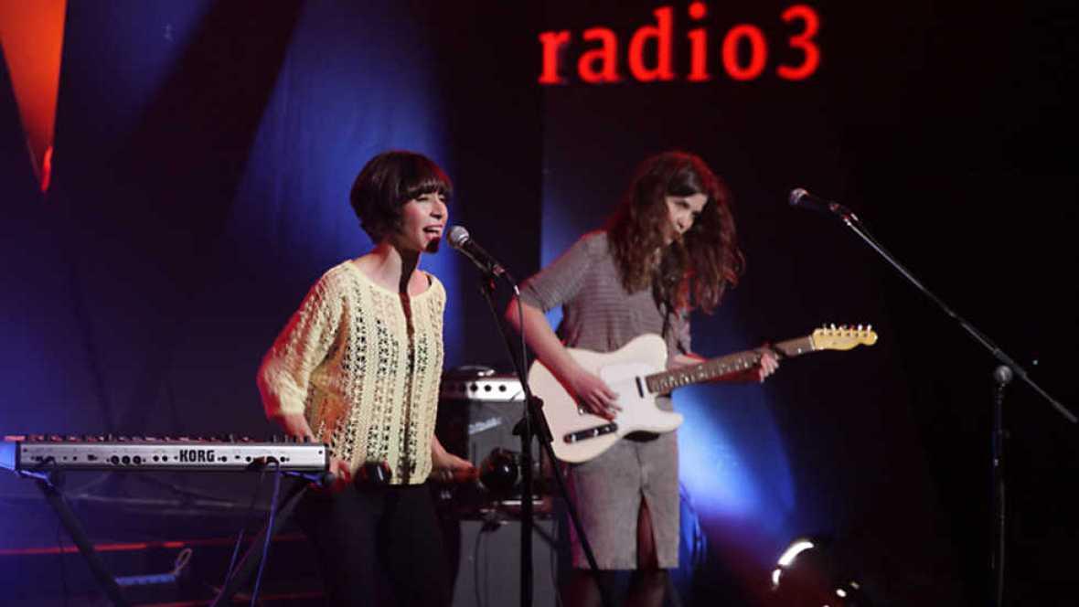 Los conciertos de Radio 3 - Las Odio - ver ahora