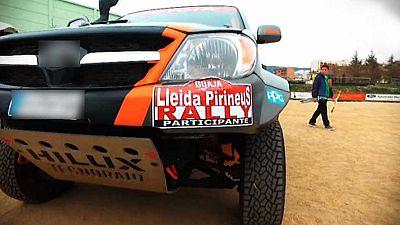 Automovilismo - Campeonato de España de Rallyes Todo Terrero. Rallye Lleida - ver ahora