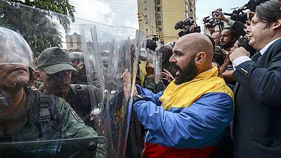 El Parlamento de Venezuela desconoce el fallo del Tribunal Supremo que ha dejado sin competencias a la cámara