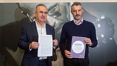 Continúan las negociaciones en Murcia de cara a la moción de censura contra Pedro Antonio Sánchez