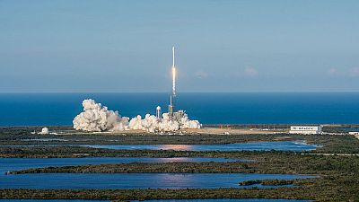 La compañía SpaceX ha hecho historia