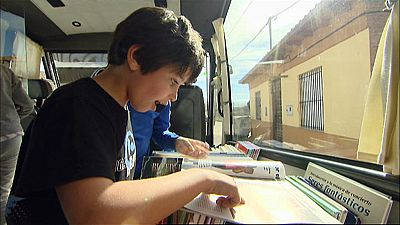 Un 84% de los jóvenes de entre 10 y 13 años son lectores habituales