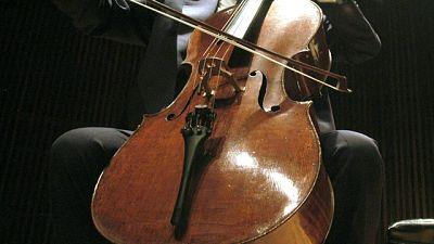 Obras de Bach, Ortiz y Navarro en los Stradivarius de la colección real