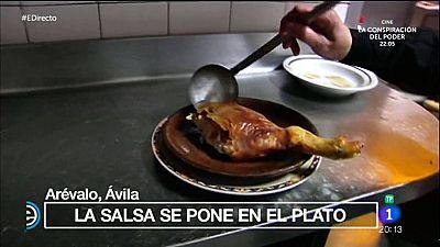España Directo - El cochinillo y tostón de Arévalo