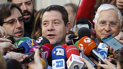 García-Page y Lambán vinculan su futuro político al resultado en las primarias del PSOE