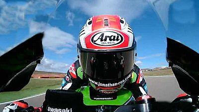 Motociclismo - Campeonato del Mundo Superbike. Superpole prueba Aragón desde Alcañiz - ver ahora