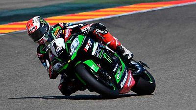 Motociclismo - Campeonato del Mundo Superbike. WSBK 1ª Carrera, prueba Aragón desde Alcañiz - ver ahora
