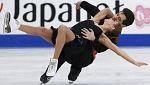 Patinaje Artístico - Campeonato del Mundo. Programa Danza Libre  desde Helsinki (Finlandia) (1)