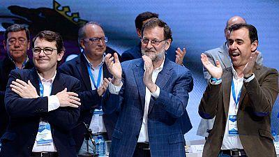 Rajoy promete cumplir con su obligación y pide lo mismo al resto de fuerzas