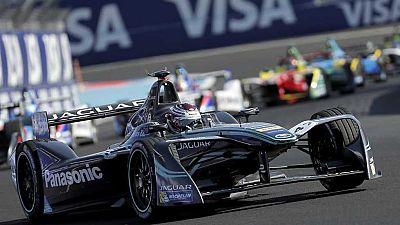 Automovilismo - Fórmula E. Prueba 'México' - ver ahora