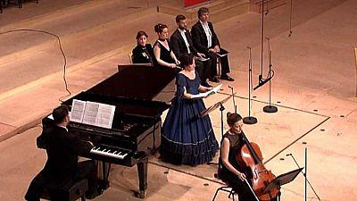 Los conciertos de La 2 - El Diario de Clara Schumann - ver ahora