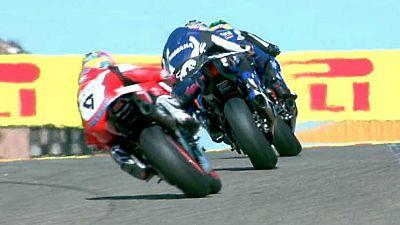 Motociclismo - Campeonato del Mundo Superbike. Supersport prueba Aragón desde Alcañiz - ver ahora