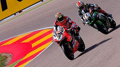 Motociclismo - Campeonato del Mundo Superbike. WSBK 2ª Carrera, prueba Aragón desde Alcañiz - ver ahora