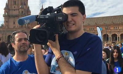 España se tiñe de azul para visibilizar el autismo en su Día Mundial