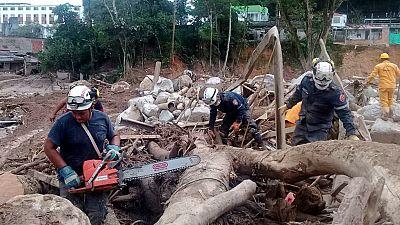 El ejército colombiano coordina el operativo de rescate