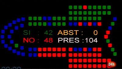 Parlamento - Otros parlamentos - Conclusiones comisión cursos formación - 01/04/2017