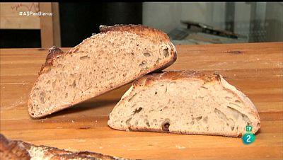 La Aventura del Saber. TVE. El minuto gastronómico: El pan blanco
