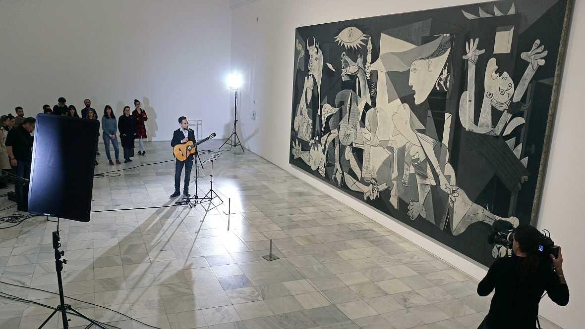 Suena Guernica - ¿Qué es Suena Guernica? - 03/04/17 - Ver ahora