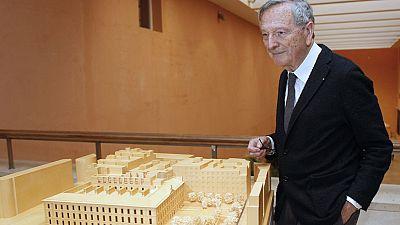 Rafael Moneo ve reunida toda su obra en una exposición del Museo Thyssen