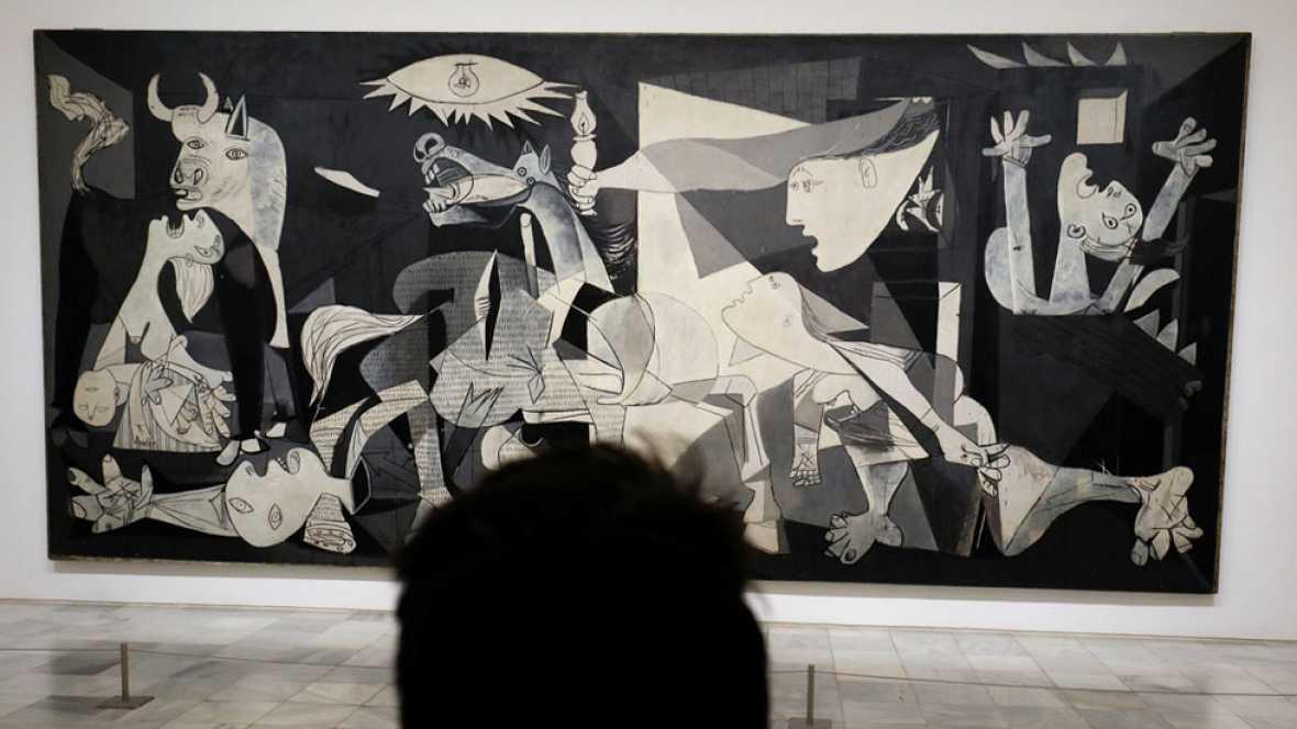 """El Reina Sofía conmemora los 80 años de """"El Guernica"""" con """"Piedad y terror en Picasso"""""""