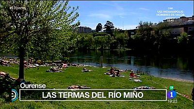 España Directo - Ruta por las termas del río Miño