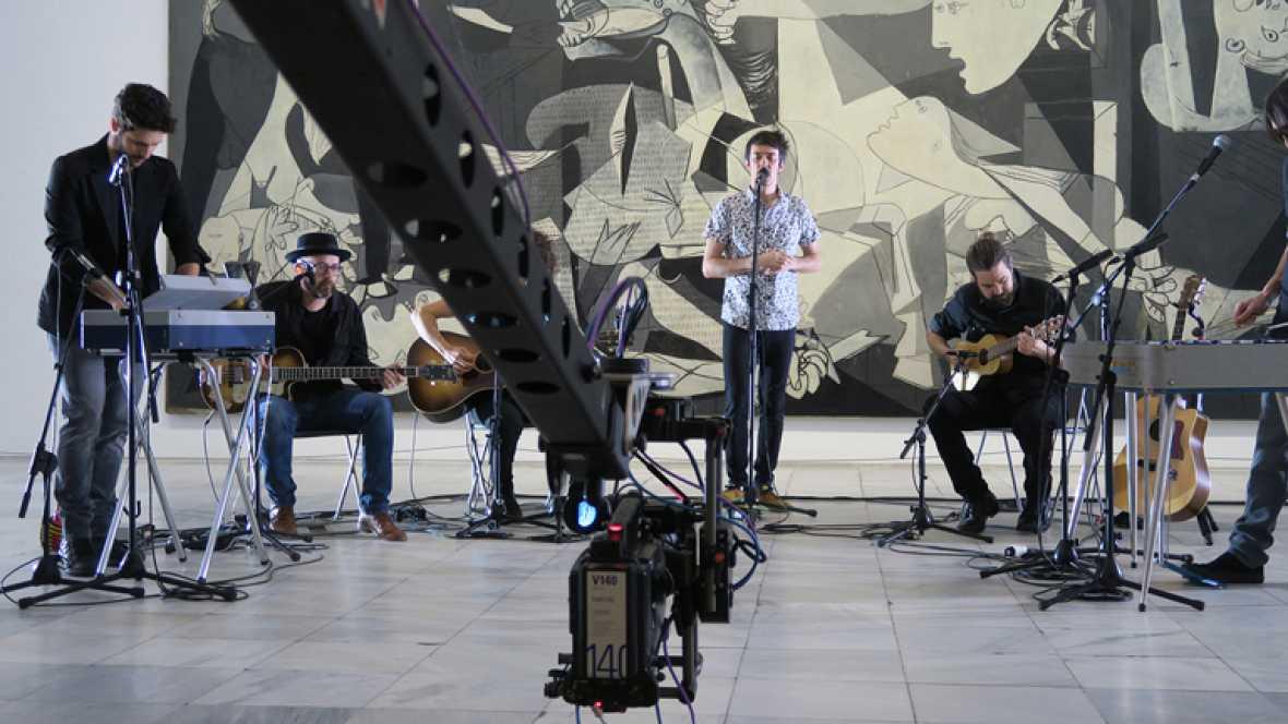 Radio 3 estrena 'Suena Guernica'