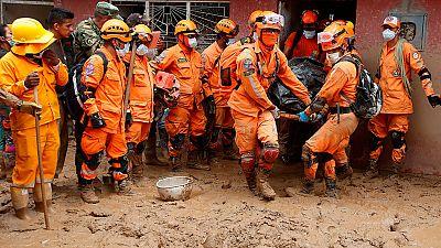 Ascienden a 273 los muertos por la riada en Mocoa, Colombia