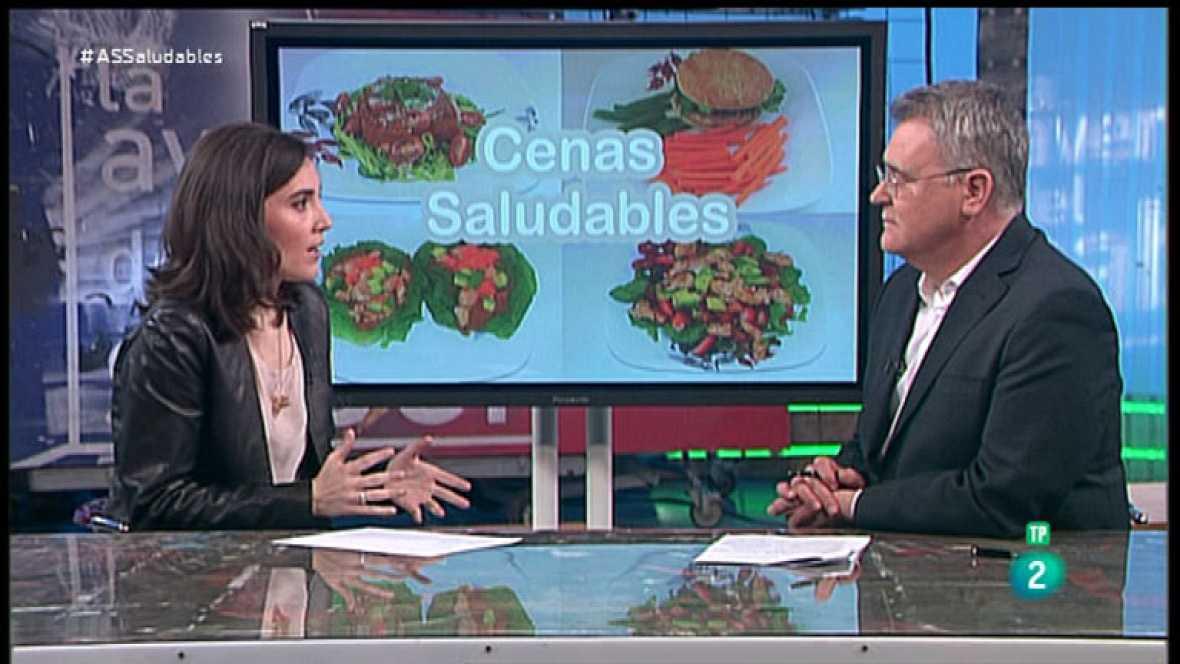 La Aventura del Saber. TVE. Marián García. Cenas sanas